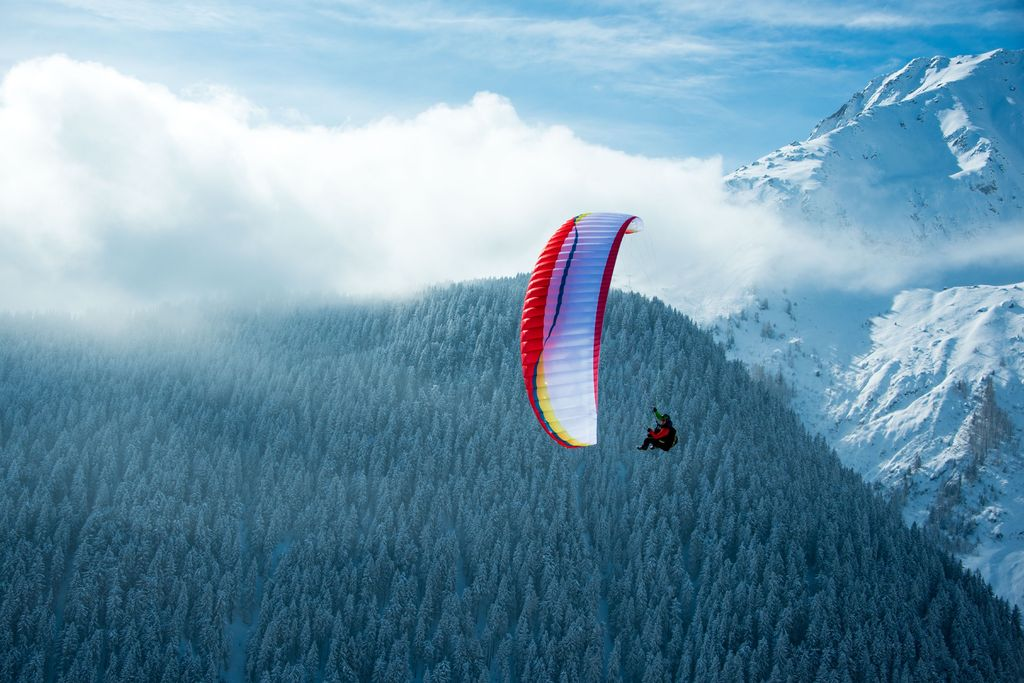 Air Design Air Design SUSI 3 - Fast, Simple & Safe! That's the smallest EN/LTF-B Glider in the world!