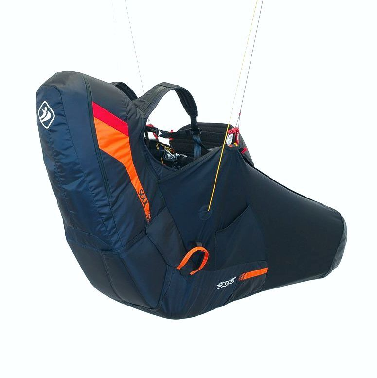 Dudek Dudek Soul 2018 Harness - Light pod harness for cross country pilots