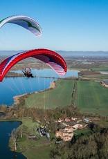 GIN GIN PEGASUS 2 - universal paramotoring wing for beginning and leisure pilots
