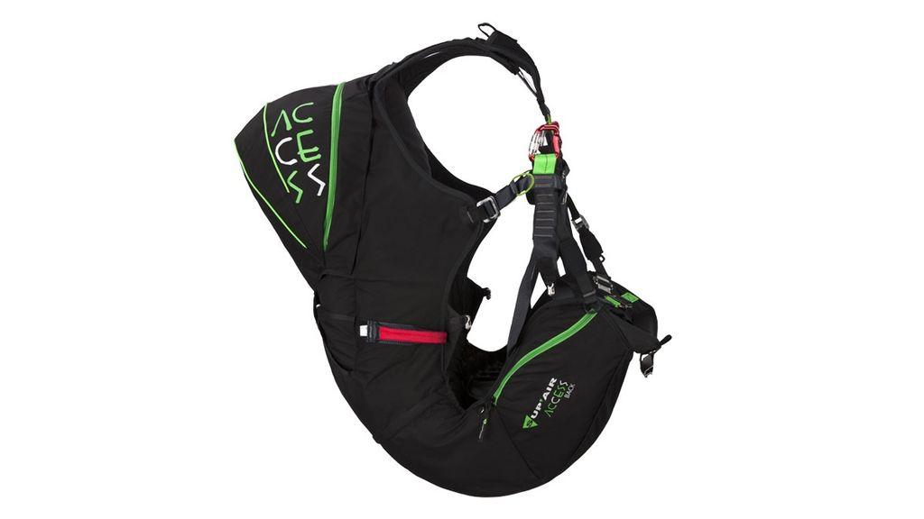 Dudek Sup'air - Beginner Package - EONA 2,  ACCESS harness, START reserve