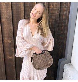 Reese Vneck Dress