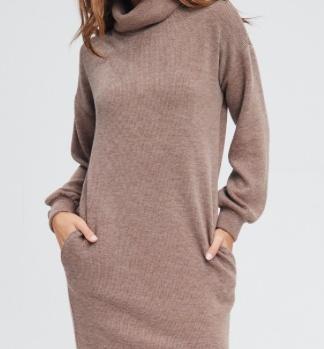 Crystal Sweater Dress