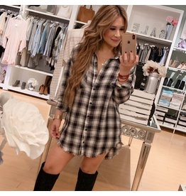 Alpine Plaid Tunic