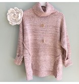Cameron T-Neck Sweater