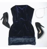 Rachel Velvet Dress