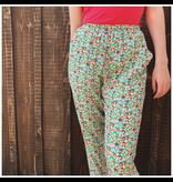 Confetti Floral Pants