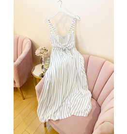 Zona Stripe Dress