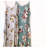 Oakwood Floral Maxi Dress