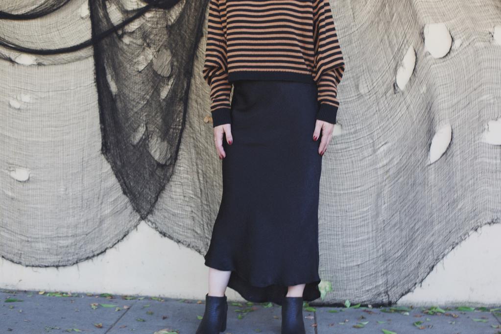 Oliver Stripe Sweater