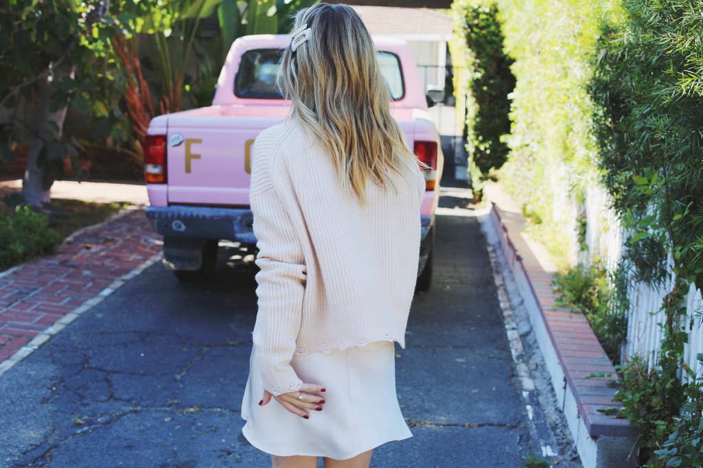 Emily Distressed Sweater
