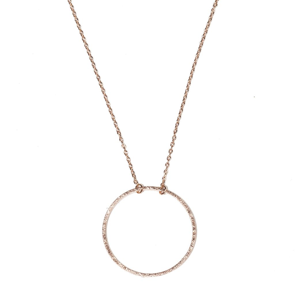 Big Circle Necklace