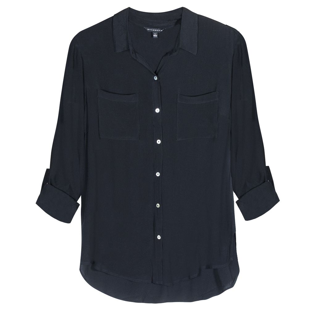 Whitney Two-Pocket Top