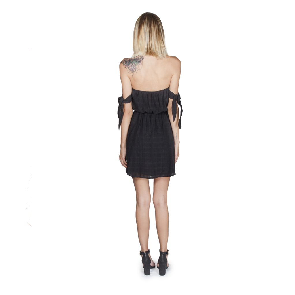 Olivia Shoulder Dress