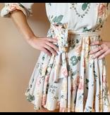 Garden Party Frill Dress