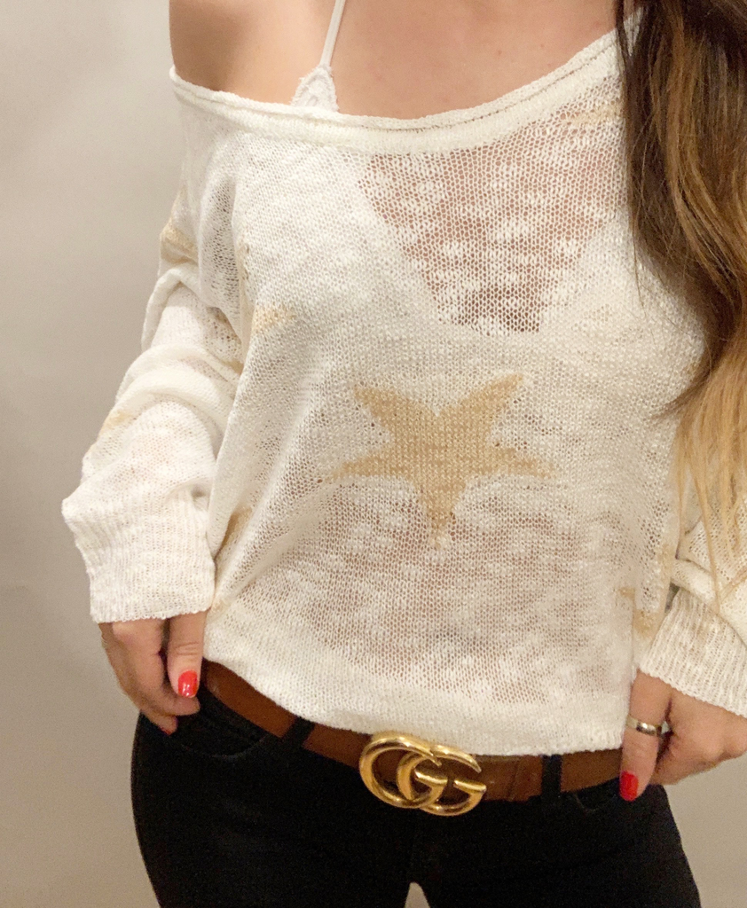 Star Spangled Knit