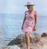 Summer Clara Wrap Dress