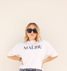 Malibu Cotton Tee