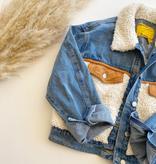 Vincent Fur Block Jacket