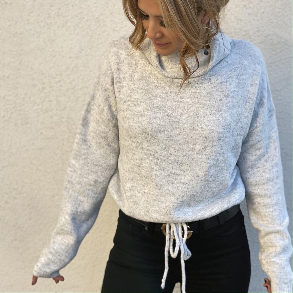 Sasha Sweater Top