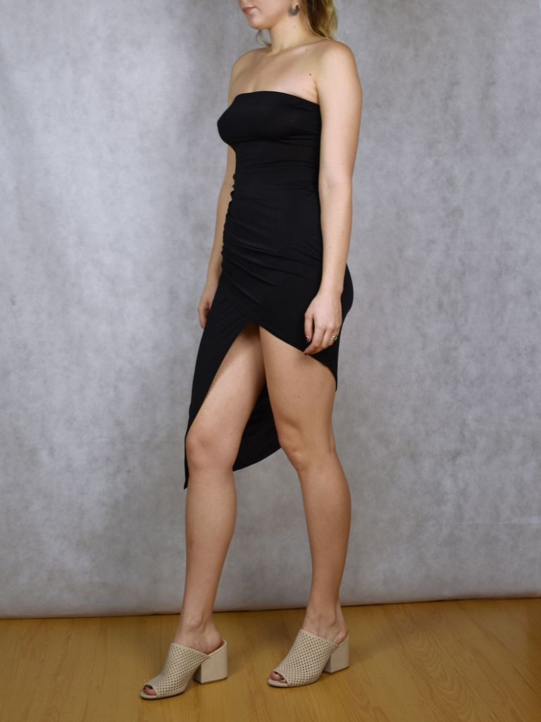 Slinky Tube Dress