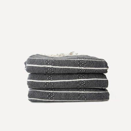 Bamboo Towel -Black