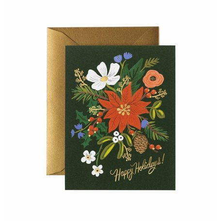 Holiday Bouquet Card Box/8