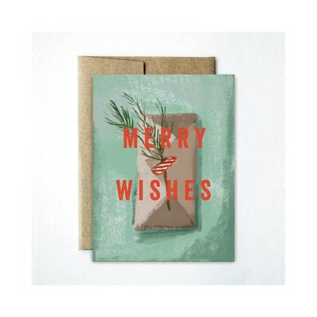 Merry Package Card Box/8