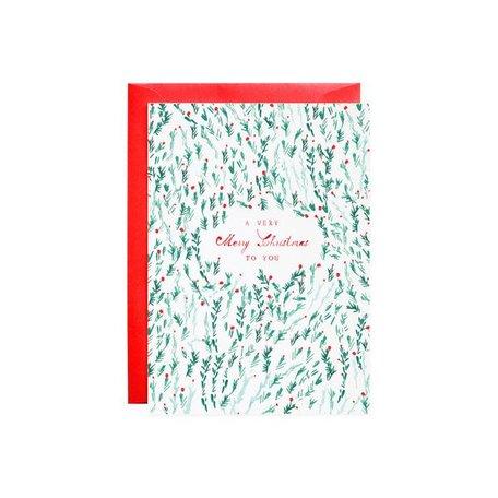 Juniper Berries Card Box/6