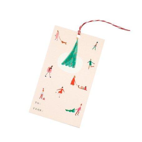 Christmas in Copenhagen Gift Tags/6