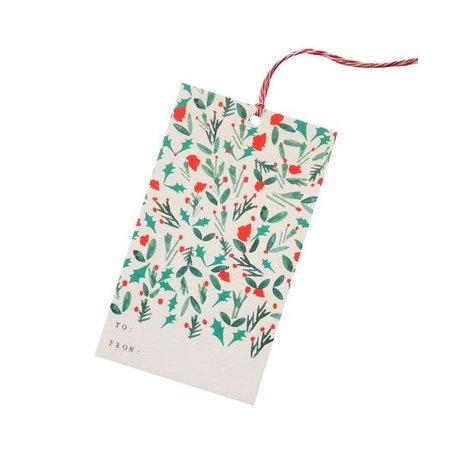 Meet Me Under the Mistletoe Gift Tags/6