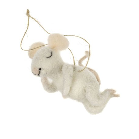 Snoozing Sid Ornament