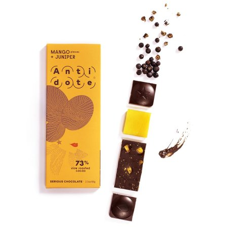 Mango & Juniper 73% Bar