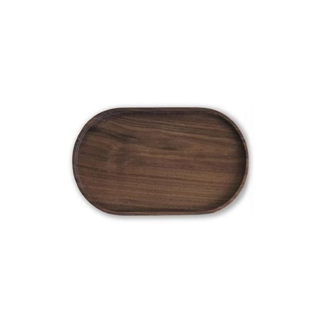 Fika Tray -Walnut