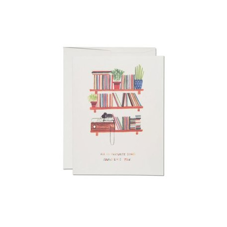 Love Songs Card
