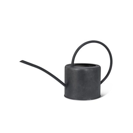 Black Watering Can 48oz