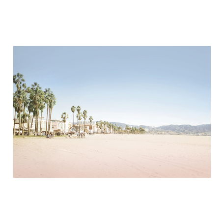 Cali Print, Venice Beach 16x20