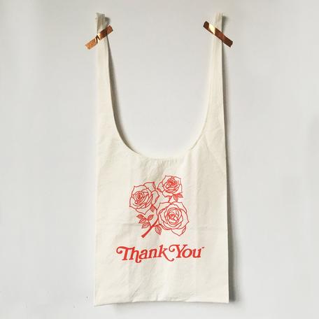 Gratitude Grocery Bags -Roses