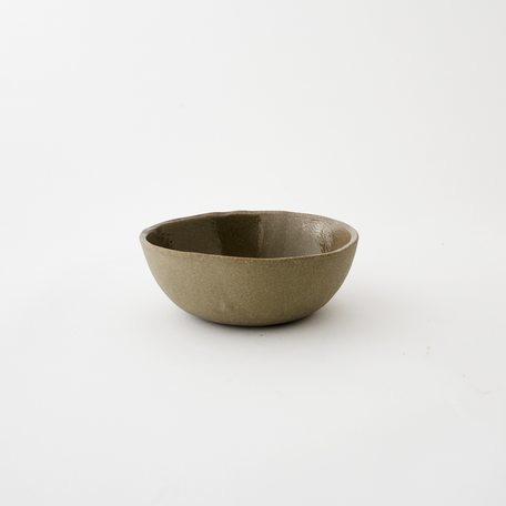 "5"" Sharing Bowl -Oatmeal"