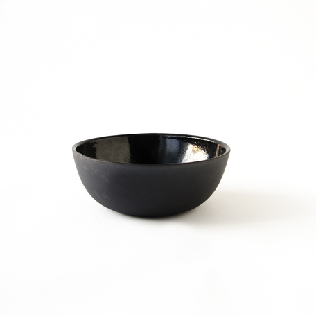 "7"" Sharing Bowl -Black"