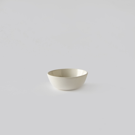 "3"" Sharing Bowl -White Porcelain"