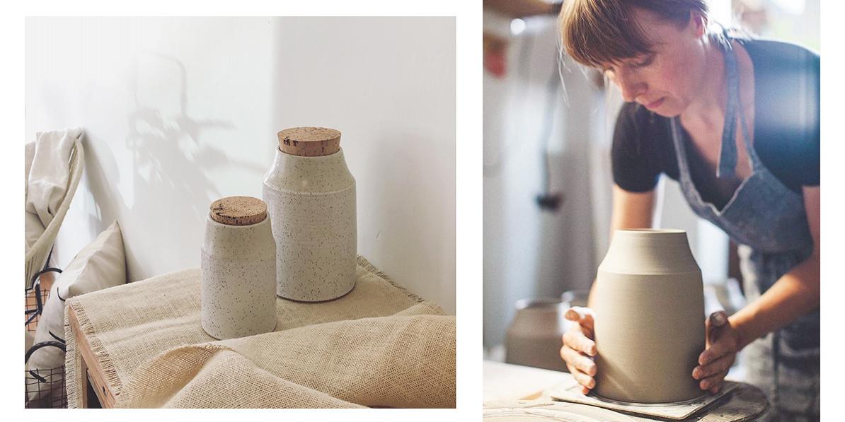 Heather Dahl - Ceramic Artist