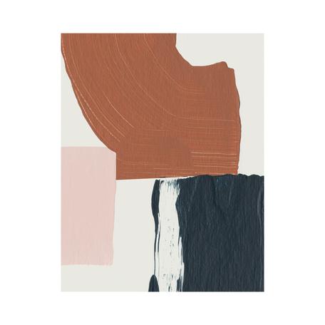 """Horse Art Print 11x14"""""""