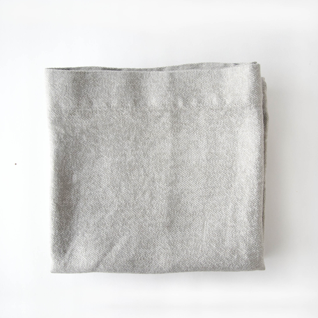 Forte Bath Towel -Grey29x60""