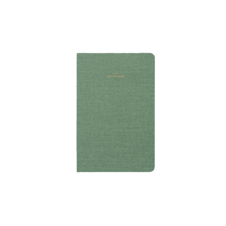 2019-2020 Daily Planner -Fern Green