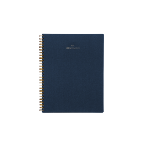 2019-2020 Weekly Planner -Oxford Blue