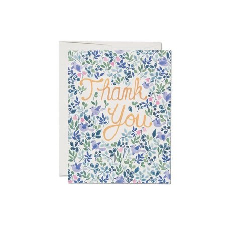 Flying Thank You Card Box/6