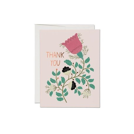 Lovely Tulips Thank You Card Box/8