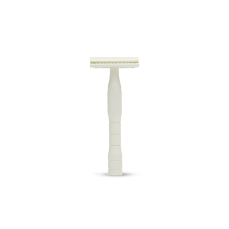 Safety Razor -White