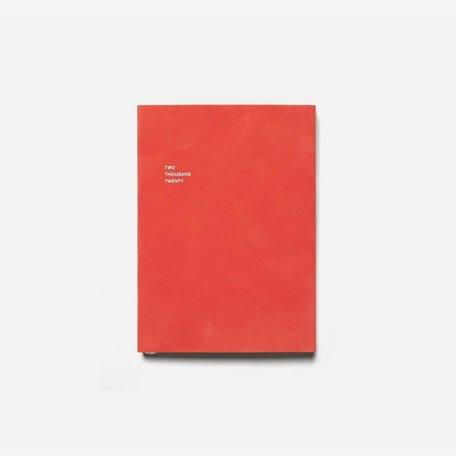 2020 Classic Planner by Marjolein Delhaas -Mandarin Velvet