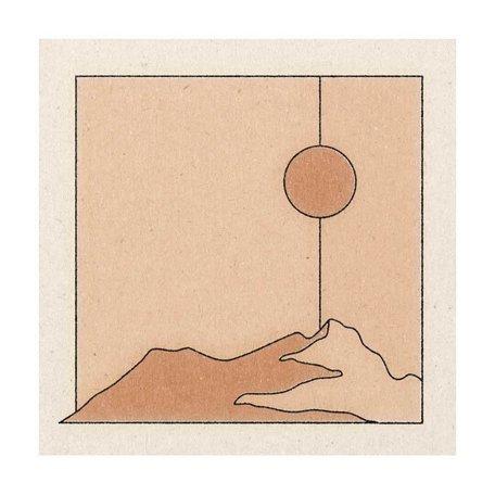 Tranquility I Print -11x11